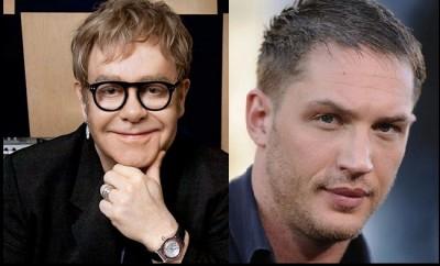 Tom Hardy será Elton John