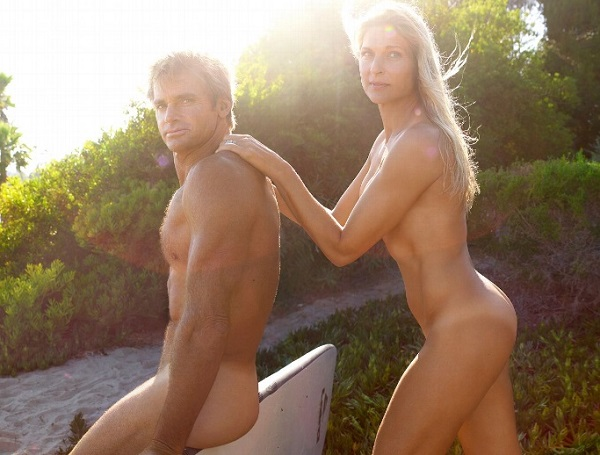 Gabrielle Reece & Laird Hamilton